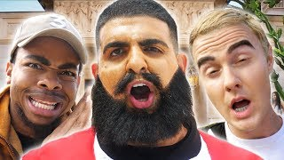 DJ Khaled Ft Justin Bieber I M The One PARODY