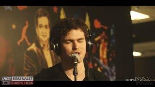 We're Going Home - Vance Joy | Live From Eddie's Desk! | The Hot Breakfast