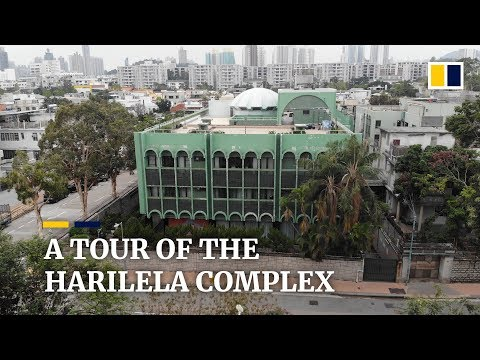 Inside the Harilela mansion in Kowloon Tong, one of Hong Kong's most spectacular