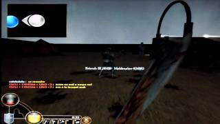 Age of Chivalry Gameplay PC Online pt1.