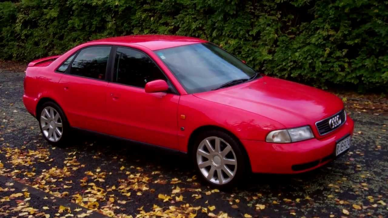 1998 audi a4 1 8 t quattro 5 speed manual 1 reserve cash4cars rh youtube com 1997 Audi A4 Quattro 1994 Audi A4