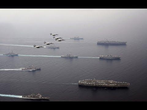 Download Youtube: WW3 Update: US Ships leaving Korean Waters?