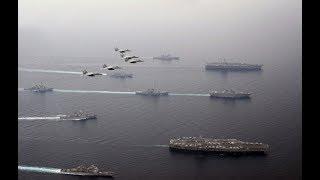 WW3 Update: US Ships leaving Korean Waters?