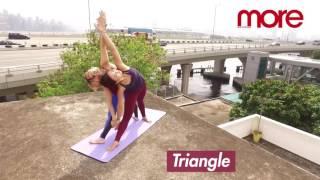 Fitness|雙人瑜伽 3組動作修全身