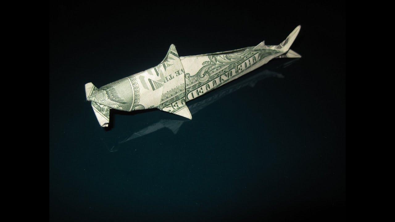 Dollar Origami Won Park Shark Fin Clinic Youtube