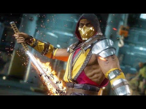 Mortal Kombat 11 - NEW Gameplay with Ed Boon (MK11) 2019