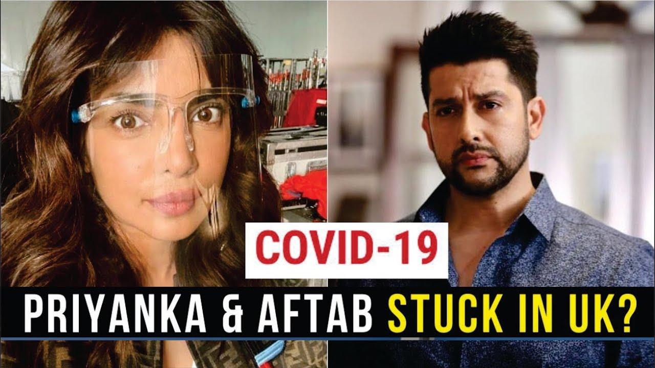 Priyanka Chopra Gets Stuck In UK