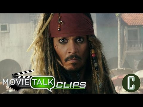 Pirates of the Caribbean 5 Held for Ransom by Hackers - Collider Video