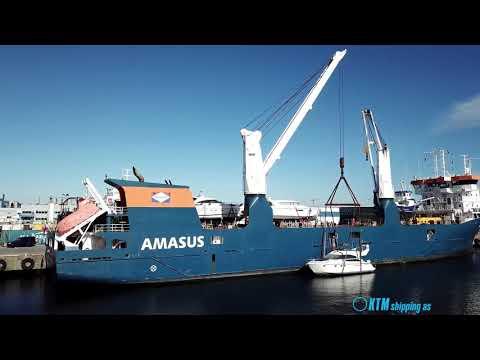 Amasus Eemslift Hendrika Norway