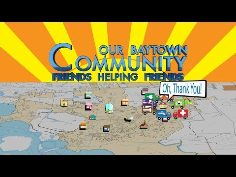 City of Baytown Waste Management Heroes