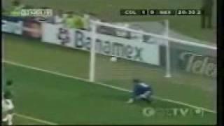 Gol de Colombia Copa America 2001 Narra Edgar Perea Arias