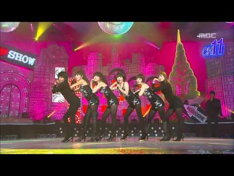 Brown Eyed Girls - My Style, 브라운 아이드 걸스 - 마이 스타일, Music Core 20081115