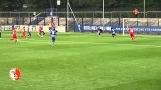 RL 2013/14 Hertha BSC II - Berliner AK 0:3