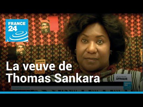 EXCLUSIF : La veuve de Thomas Sankara réclame des comptes à Blaise Compaoré - BURKINA FASO