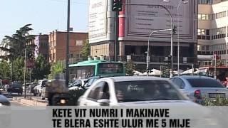 Përgjysmimi i taksave, më pak makina në Shqipëri - Vizion Plus - News, Lajme