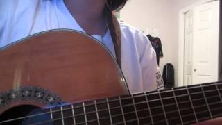 Sắc màu (colours) - Nhạc Sĩ Trần Tiến guitar cover by Phuong Nguyen