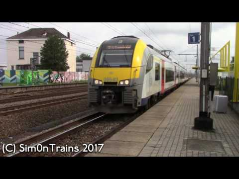 The Return of the Belgium Iron Roads (Benelux Part 1) (12th May 2017)