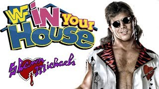 WWF In Your House PSX - Season Mode - Shawn Michaels (1080p/60fps)