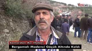 Soma'daki Madende Hayatını Kaybeden İşçi, Toprağa Verildi