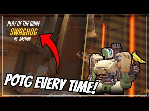 I Always Get Play of the Game when I Play Bastion! |