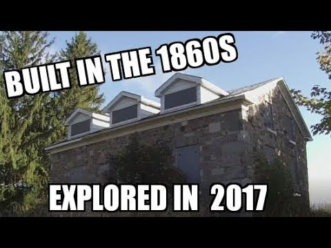 Thumbnail: Exploring an Abandoned 1860s House - Now Demolished