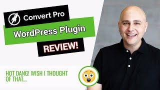 Convert Pro Review - A New Kind Of WordPress Lead Opt-in Plugin With Superpowers To Grow Your List