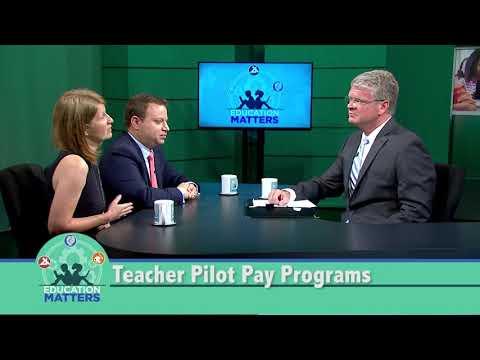 Education Matters promo - teacher pay pilot
