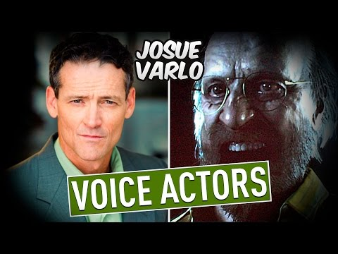 Characters and Voice Actors - Resident Evil 7 (2017) Full Cast 1080p 60fps PC - XBOX ONE . PS4