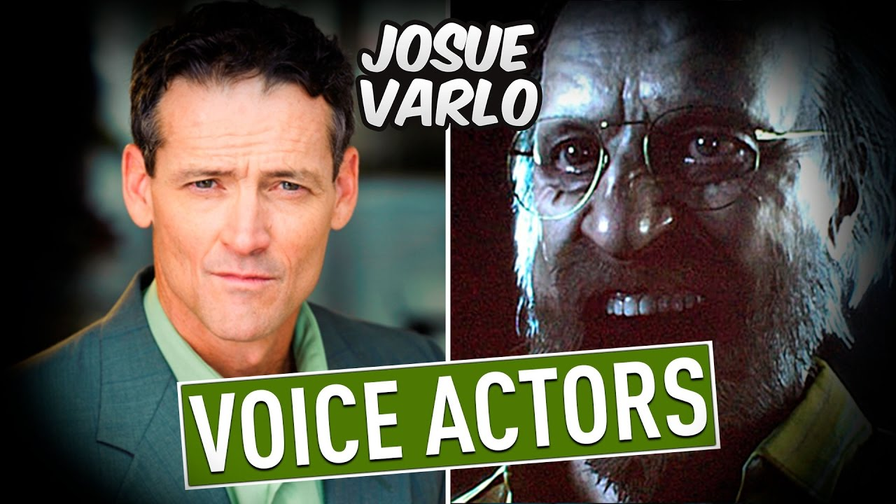Characters And Voice Actors Resident Evil 7 2017 Full Cast