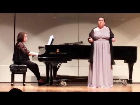 Stephanie Wilson's VSU Senior Recital 2017