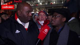 Arsenal 2-1 Chelsea | Iwobi Vs Moses Was A Battle Of The Nigerians 🇳🇬!!  | Carabao Cup