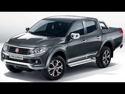 2015 fiat fullback review rendered price specs release date youtube. Black Bedroom Furniture Sets. Home Design Ideas
