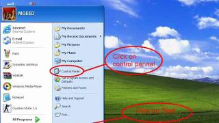 How to Mke Windows Xp