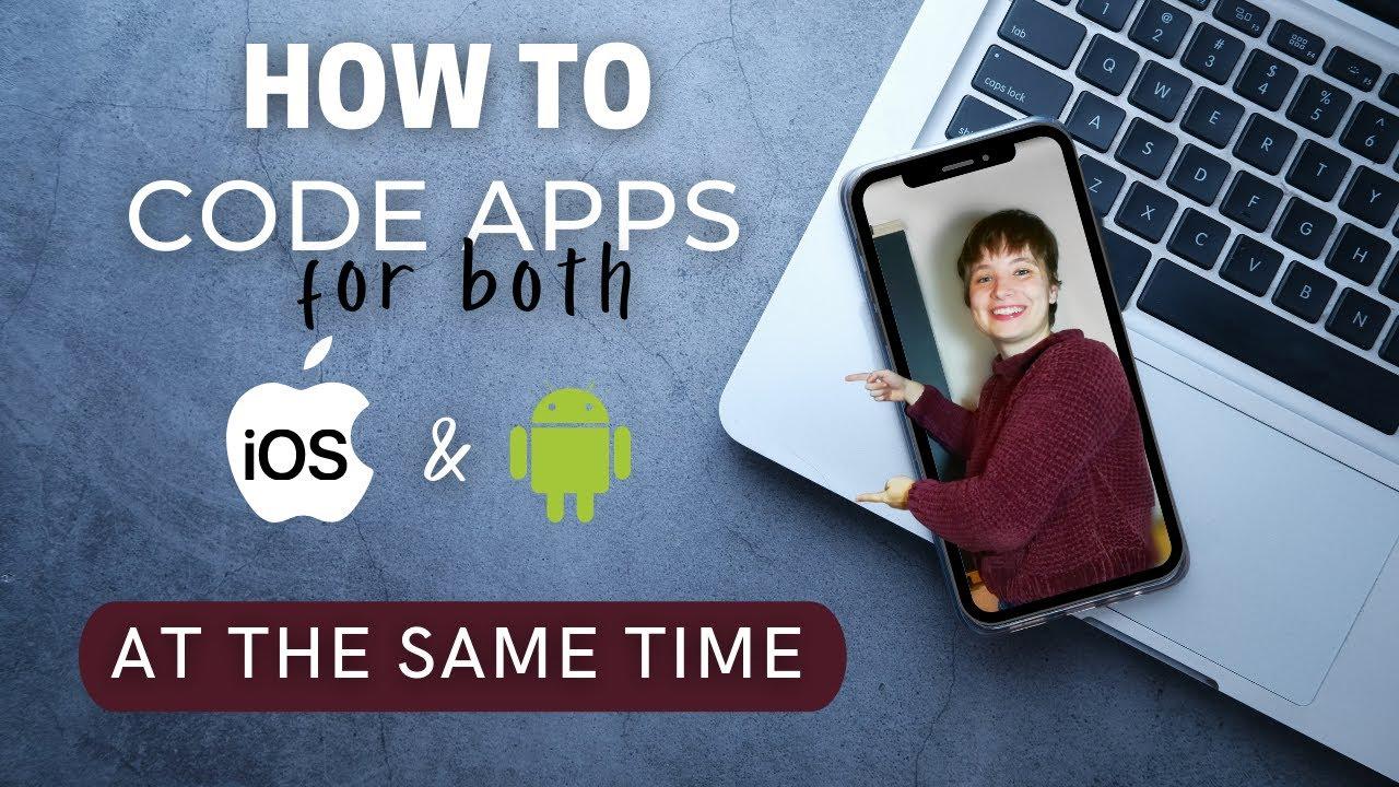 What is cross-platform app development? - Learn Flutter and React Native