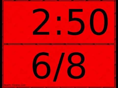 Tabata Clock