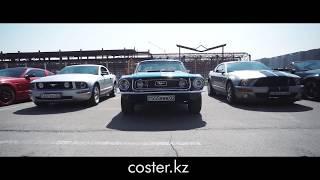 Автомаг живая легенда ford mustang 1968 года