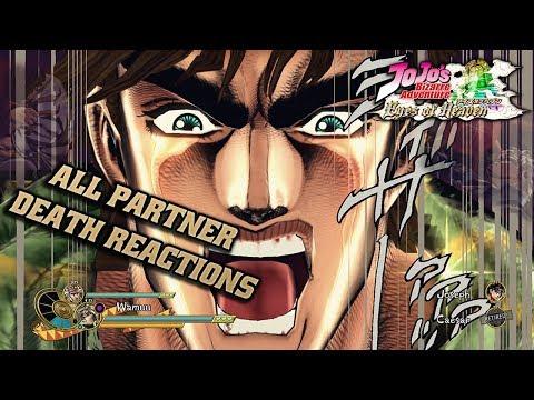 The Ascendant One   Jojo's Bizarre Adventure: Battle
