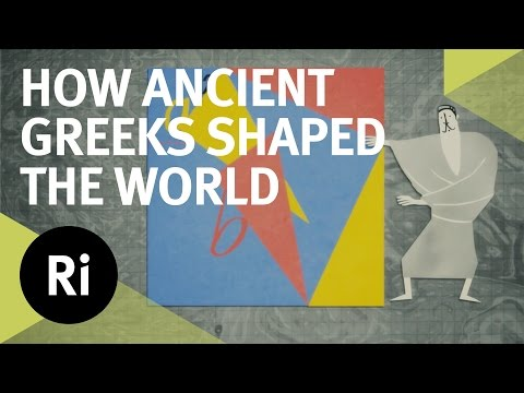 The Greek Legacy: How the Ancient Greeks shaped modern mathematics