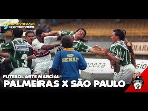 São Paulo 2x2 Palmeiras-1994 Terceiro Tempo JP
