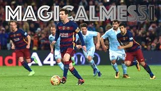 Lionel Messi - The 10 Most Impressive Ways to Assist his Teammates - HD