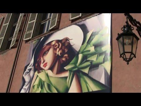 Torino celebra Tamara de Lempicka, icona dell'Art Déco