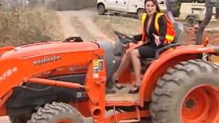 Using GPS To Find Stolen Equipment