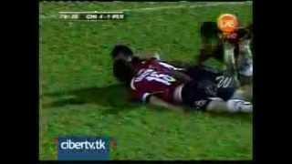 The begginings of Arturo Vidal
