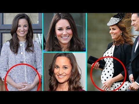 Is Pippa Middleton pregnant too? Kate's sister 'closing ... - photo#49