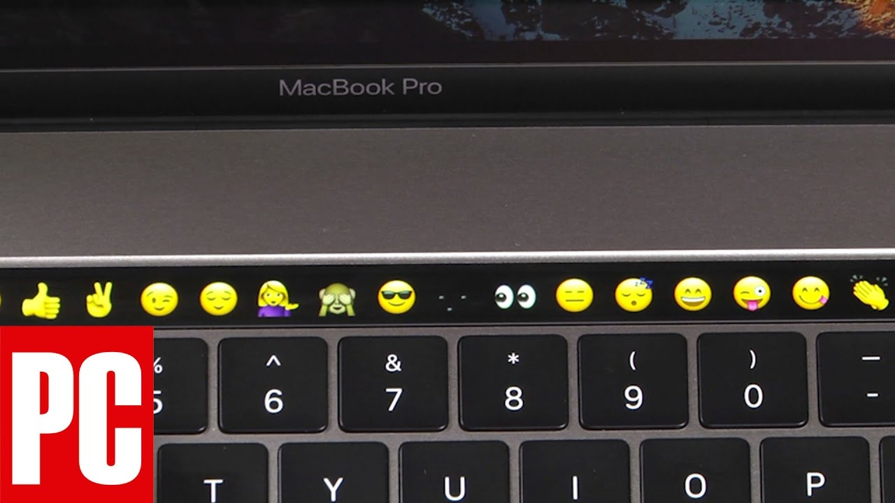 15 Cool Things You Can Do With the Apple Touch Bar   PCMag com