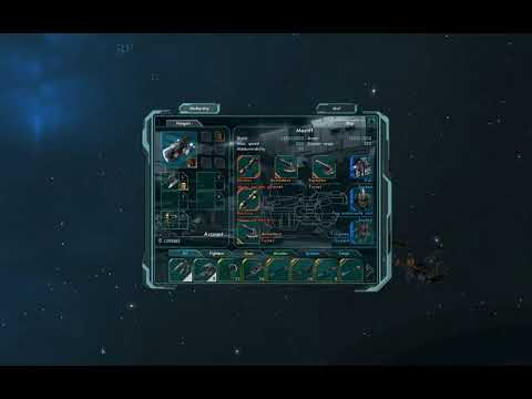 Star Wolves 3 - Killing whole Pirate fleet and a fleet of base defenders! |