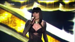 Jessie J - Price Tag - Wetten dass...   HD 720p
