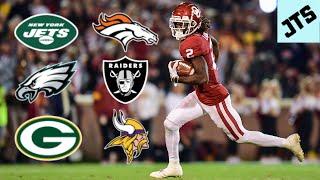 2020 NFL Mock Draft 4.0: Full 1st Round