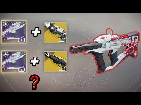 Destiny 2: What to pair with The Recluse? thumbnail