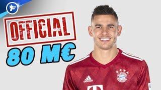OFFICIEL : Lucas Hernandez signe au Bayern Munich pour 80 M€ | Revue de presse